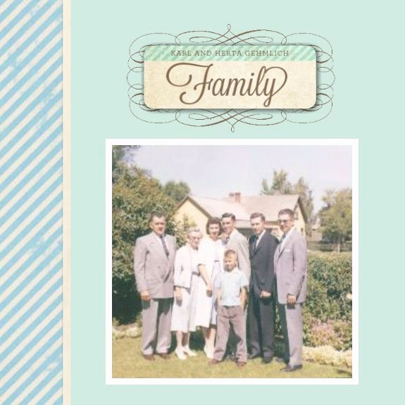 Free Family History Book Template New 1000 Images About Family History Book and Other