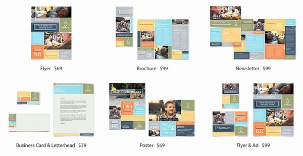 free indesign template month brochure layout premium members benefit