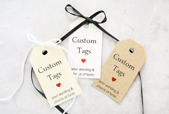 Free Favor Tag Template Elegant 26 Favor Tag Templates – Free Sample Example format Download
