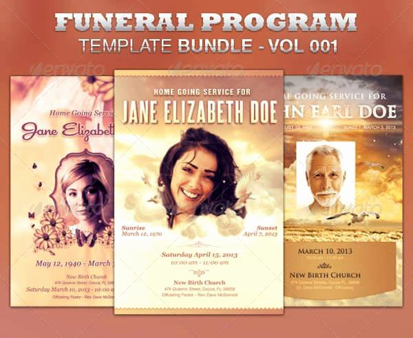 Free Funeral Program Template Photoshop Awesome 10 Funeral Flyer Templates Printable Psd Ai Vector Eps format Download