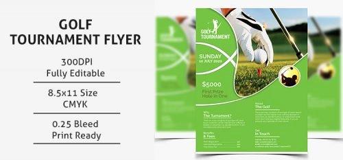 Free Golf Flyer Templates Unique Golf Flyer