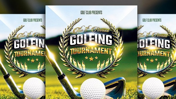 Free Golf tournament Flyer Template Best Of 23 Golf Flyer Templates Free & Premium Psd Vector Png Downloads