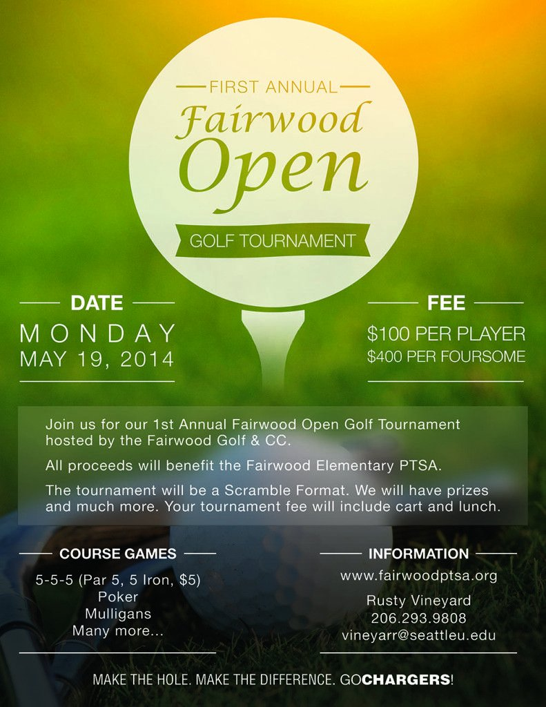 Free Golf tournament Flyer Template Fresh Designing A Golf tournament Flyer Bing Work