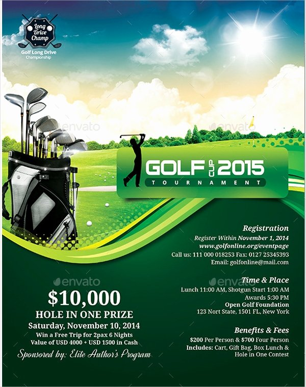 Free Golf tournament Flyer Template Lovely 38 event Flyer Templates Word Psd Ai Eps