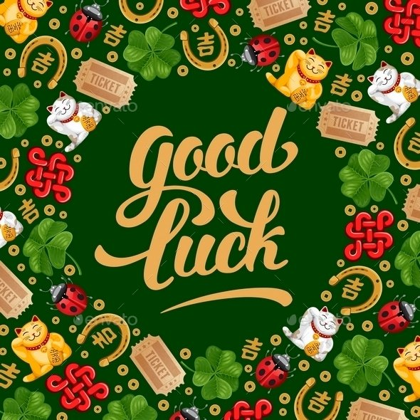 Free Good Luck Cards Best Of 17 Printable Good Luck Card Designs & Templates Psd Ai Indesign