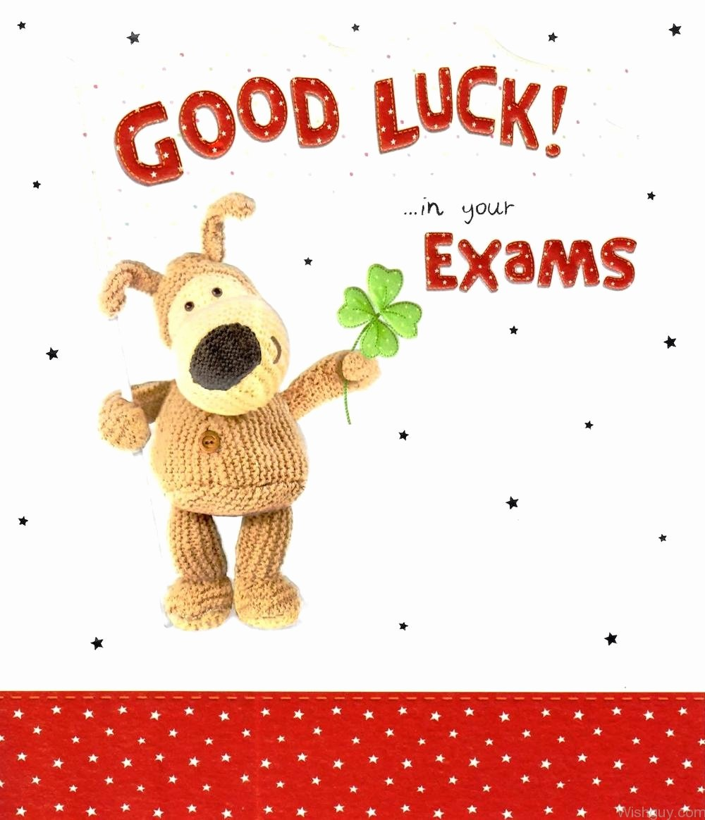 Free Good Luck Cards Inspirational Good Luck Wishes for Exam Wishes Greetings – Wish Guy