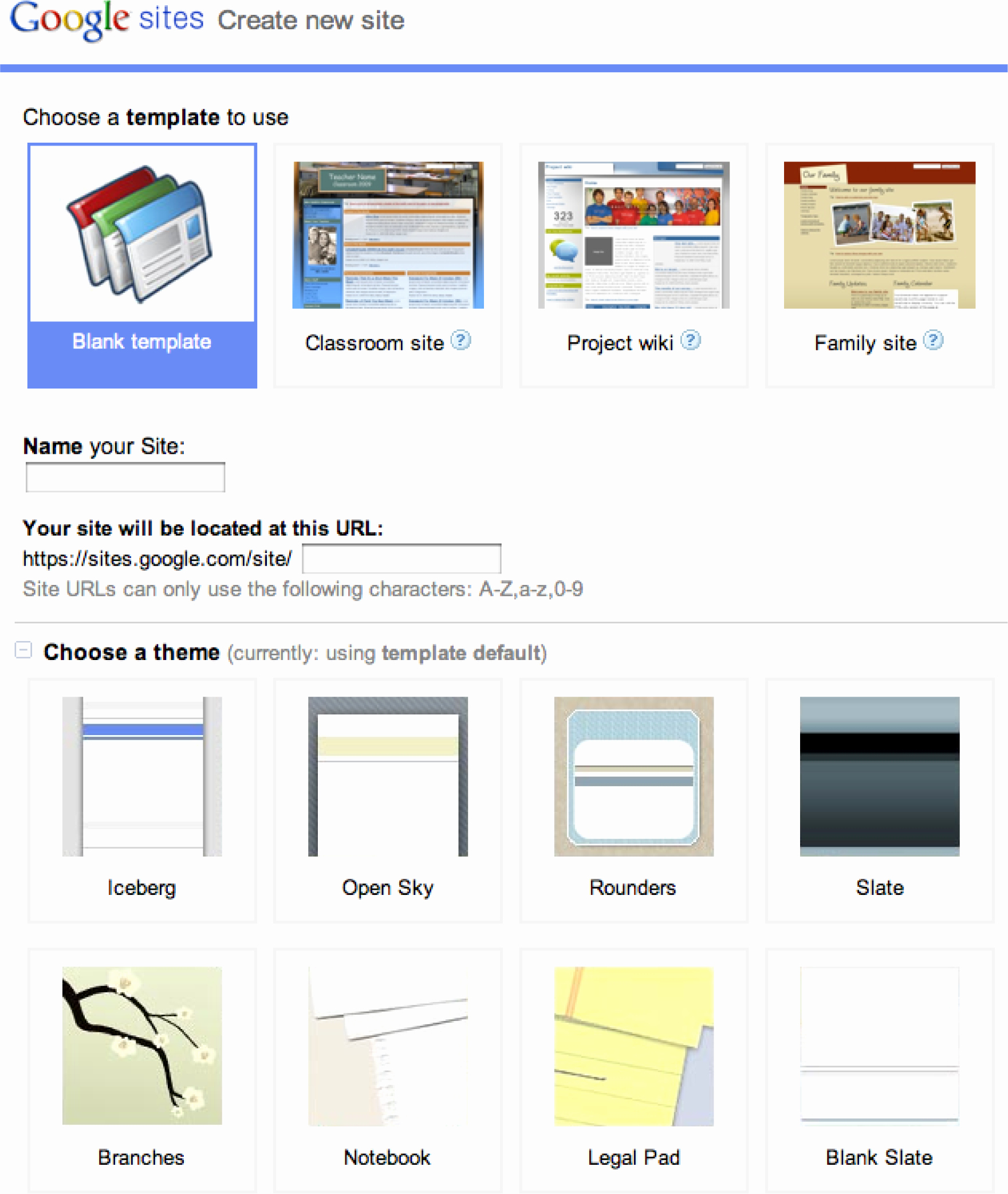 Free Google Sites Template Awesome Google Sites