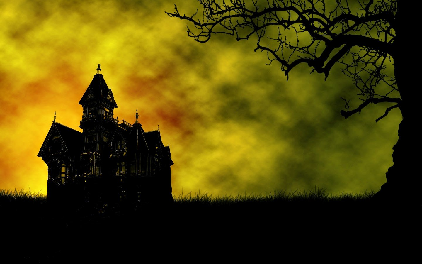 Free Halloween Background Images Awesome Free Animated Halloween Wallpaper