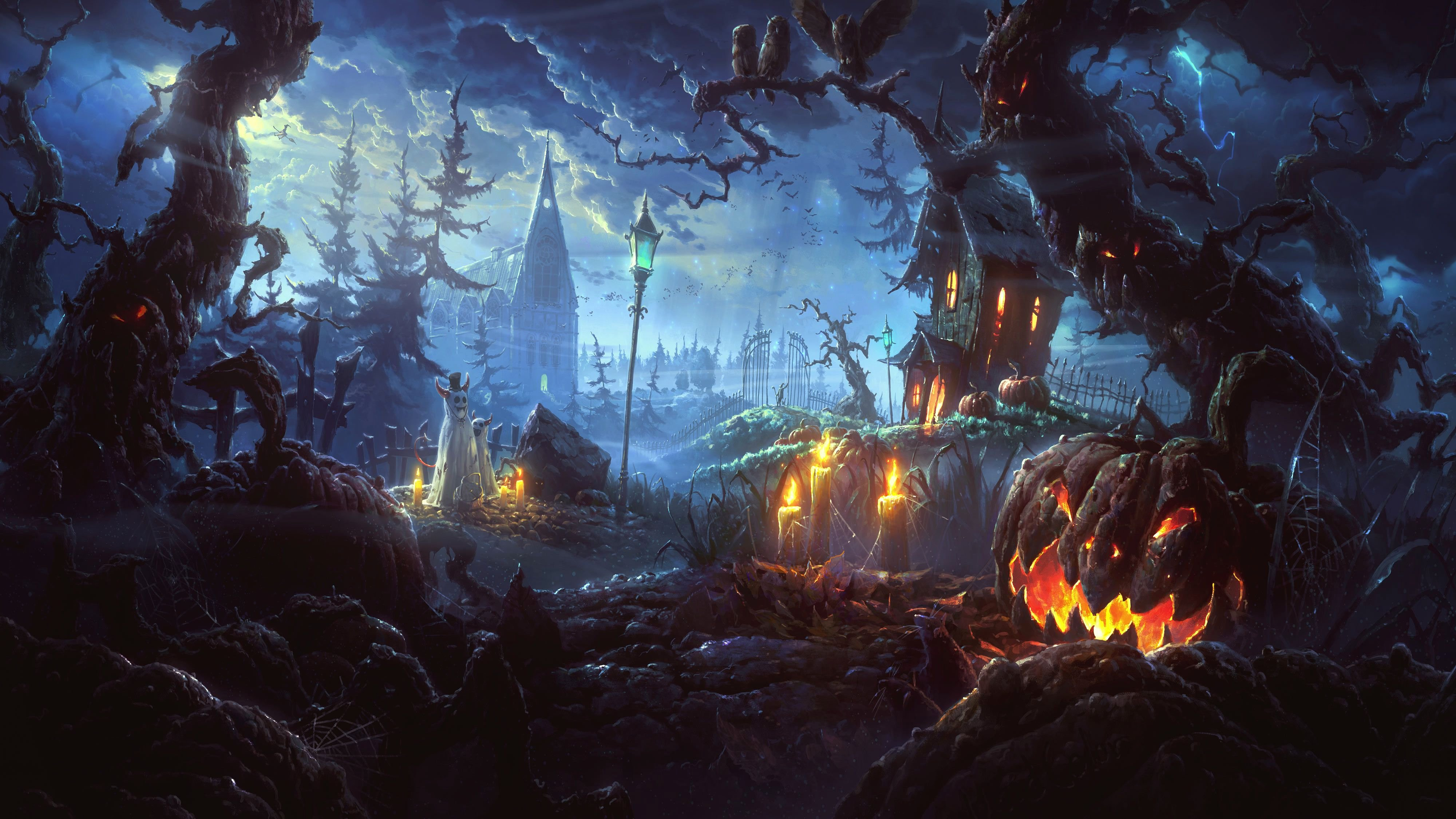 Free Halloween Background Images Awesome Halloween Wallpapers Free Puter Desktop Hd Wallpapers Halloween Wallpapers Halloween