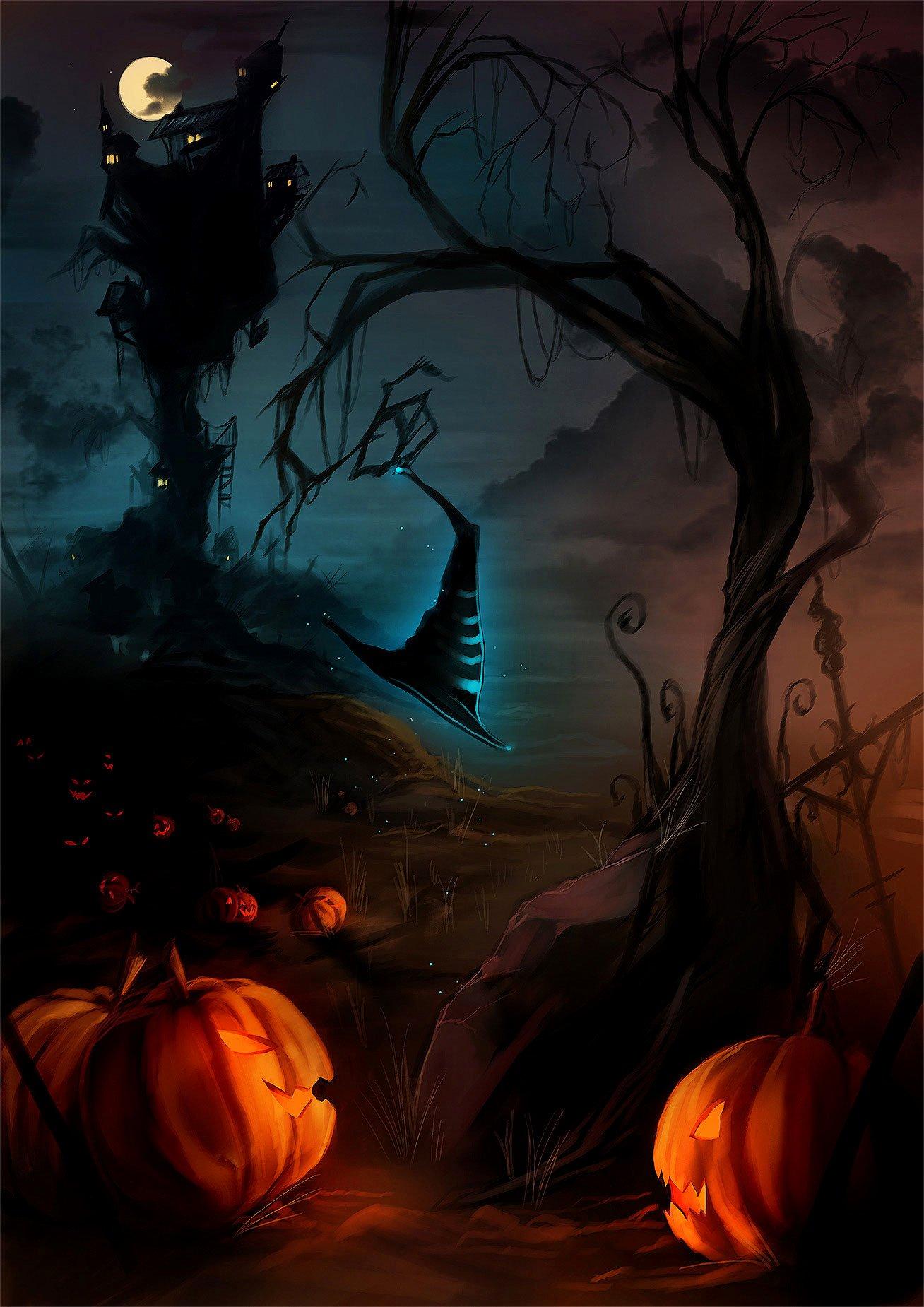 Free Halloween Background Images Elegant Free Halloween 2013 Backgrounds & Wallpapers – Designbolts