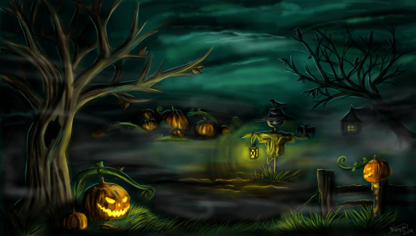 Free Halloween Background Images Lovely Free Halloween 2013 Backgrounds & Wallpapers – Designbolts