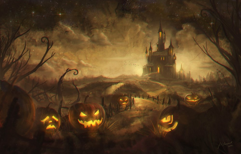 Free Halloween Background Images New Free Halloween 2013 Backgrounds & Wallpapers – Designbolts