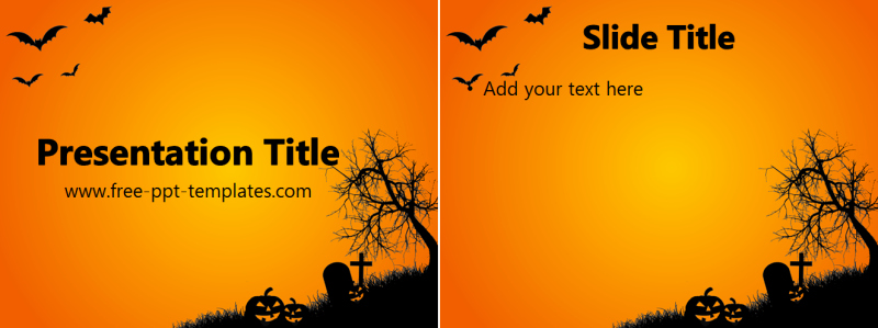 Free Halloween Powerpoint Templates Beautiful Halloween Ppt Template