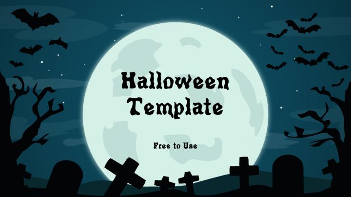 Free Halloween Powerpoint Templates Elegant Free Halloween Powerpoint Template