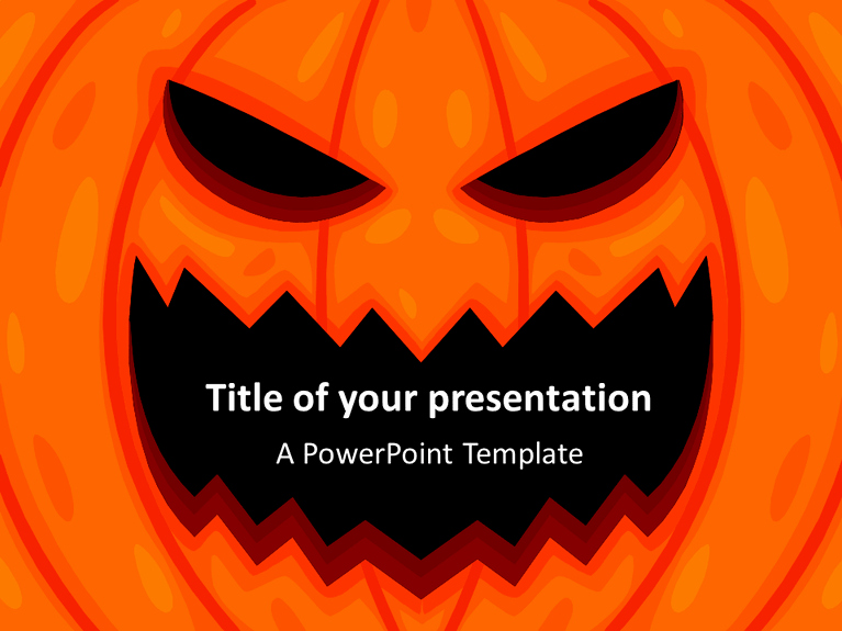 Free Halloween Powerpoint Templates Elegant Halloween Powerpoint Template Presentationgo