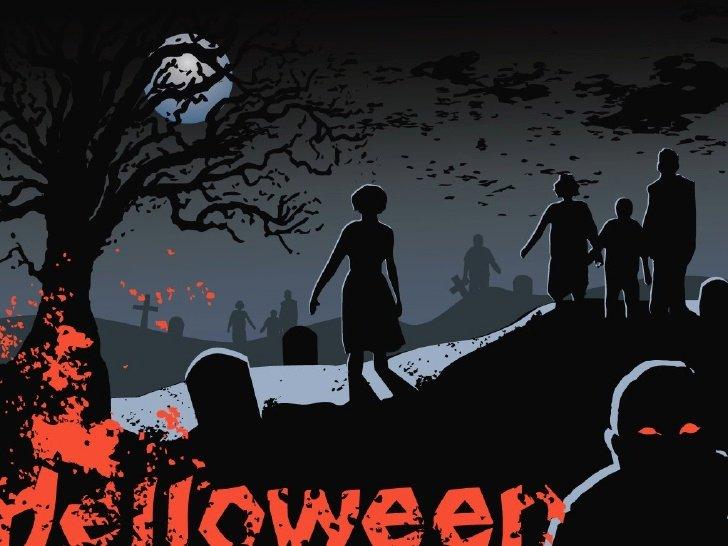 Free Halloween Powerpoint Templates Lovely Free Halloween Powerpoint Templates 7
