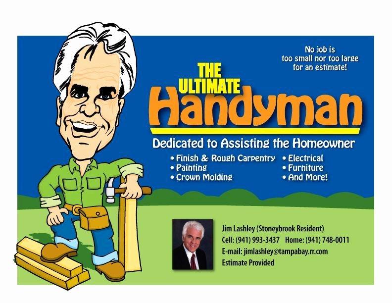 Free Handyman Flyer Templates Best Of Construction Handyman Granite Floor Paint Flyers Google Search