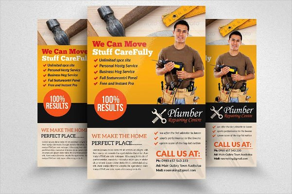 Free Handyman Flyer Templates Lovely 23 House Repair Flyer Templates Free & Premium Download