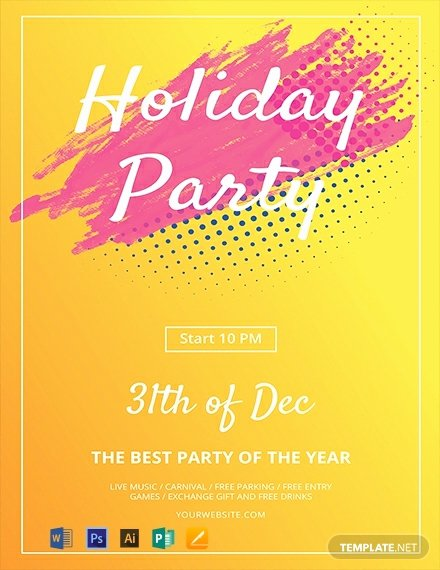 Free Holiday Flyer Template Best Of 68 Free Holiday Flyer Templates Word Psd Indesign Apple Pages Publisher