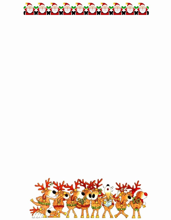 Free Holiday Letter Templates Beautiful Free Christmas Tmplates