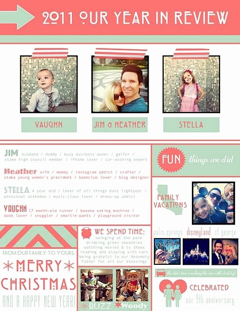 Free Holiday Letter Templates Best Of Family Holiday Newsletter Templates Christmas Letters Christmas