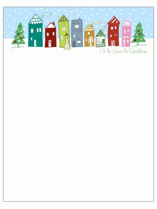 Free Holiday Letter Templates Fresh Christmas Letter Templates to for Free Engaged In Art Classes