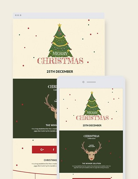Free Holiday Newsletter Templates Best Of 22 Christmas Newsletter Templates Editable Psd Ai