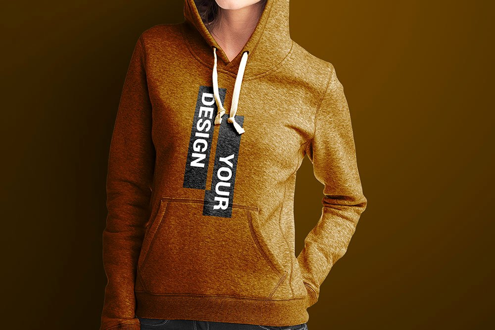 Free Hoodie Mockup Psd Awesome Download This Women Hoo Mockup Free Psd Designhooks