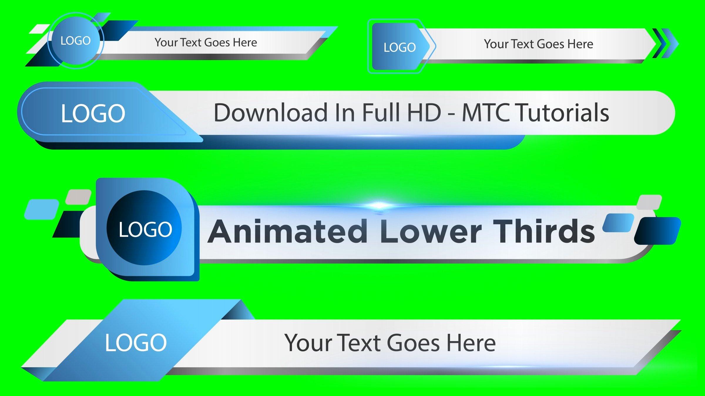 Free Lower Third Templates Photoshop Fresh Lower Third Templates Free Download