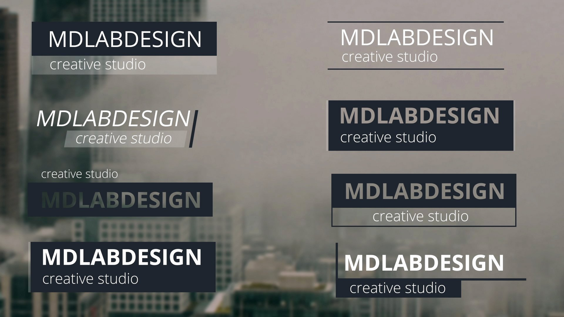 Free Lower Third Templates Photoshop Inspirational Corporate Lower Thirds Templates Creative Market