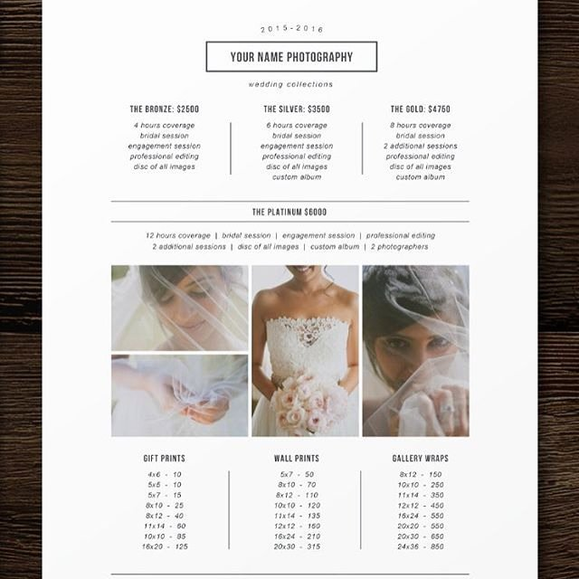 Free Marketing Templates for Photographers Awesome 25 Best Ideas About Graphy Contract On Pinterest