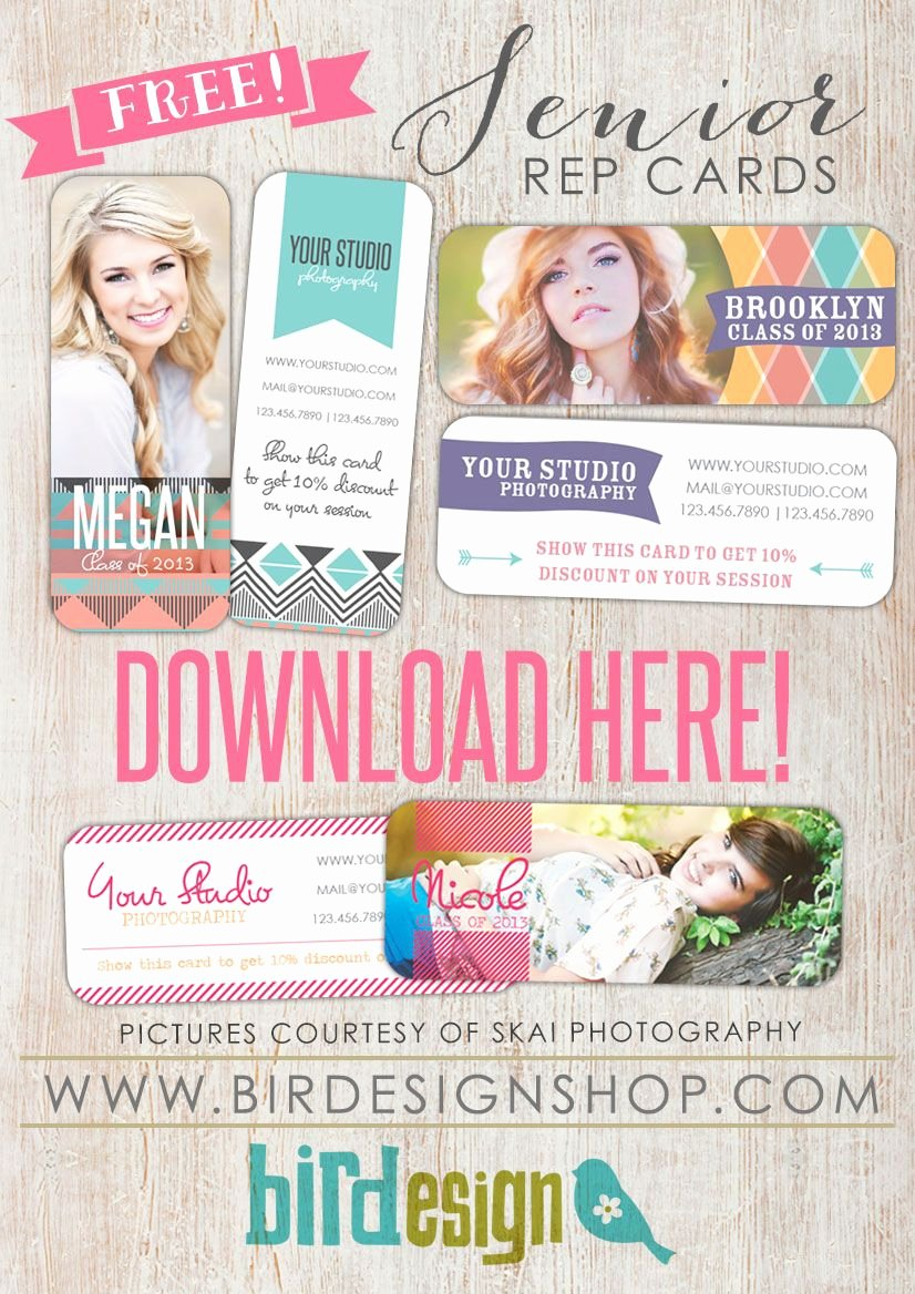Free Marketing Templates for Photographers New May Free Template Blush