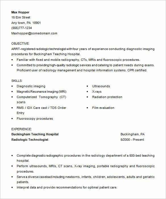 Free Medical assistant Resume Templates Inspirational 5 Medical assistant Resume Templates Doc Pdf