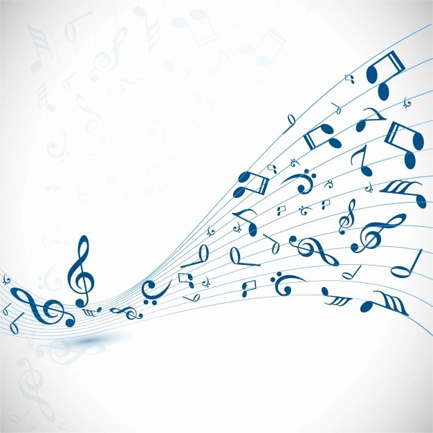 Free Music Background Images Awesome Modern Music Background Vector