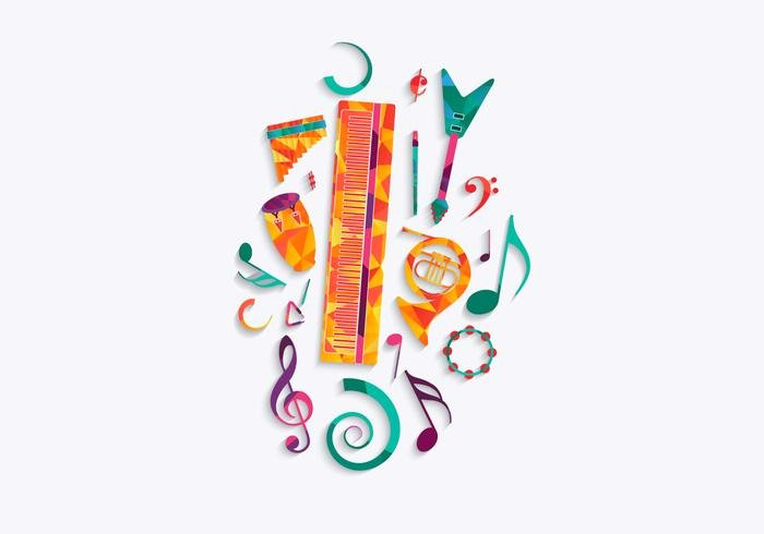 Free Music Background Images Fresh Free Music Background Vector Download Free Vectors Clipart Graphics & Vector Art
