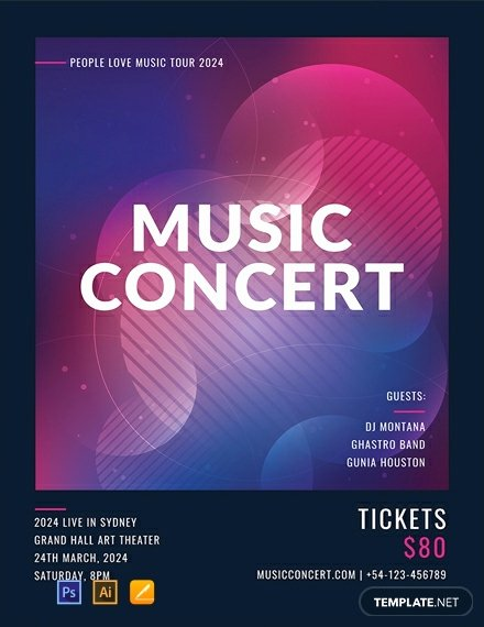 Free Music Poster Templates Awesome 185 Free Psd Poster Templates Download Ready Made