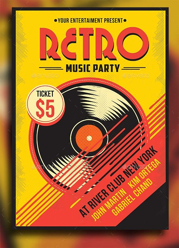 Free Music Poster Templates Beautiful 20 Best Amimated Motion Posters Images On Pinterest