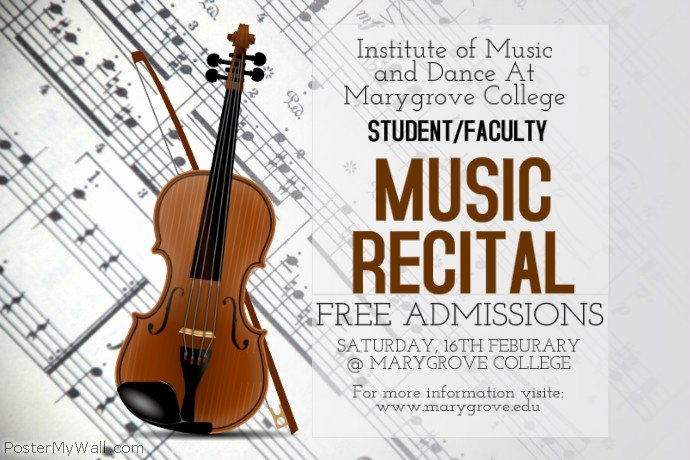 Free Music Poster Templates Luxury Free Flyer Templates for Shop and Word the Grid System