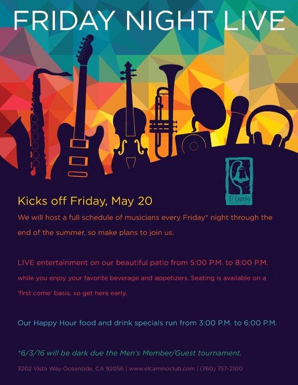 Free Music Poster Templates Unique Live Music event Flyer Poster Template Live Music Concert events & Series