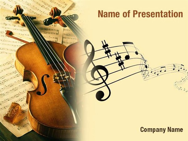 Free Music Powerpoint Templates Awesome Violin Powerpoint Templates Violin Powerpoint Backgrounds Templates for Powerpoint