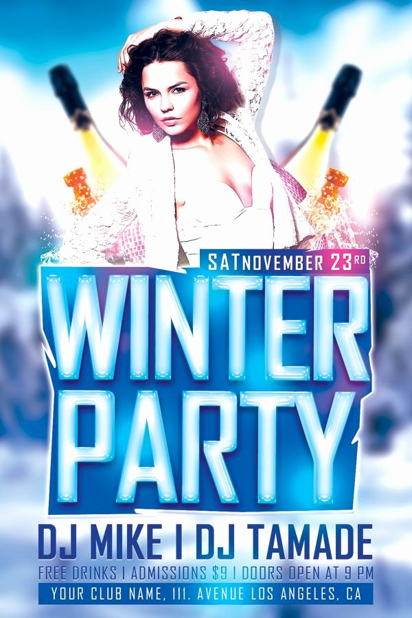 Free Nightclub Flyer Templates Elegant 111 Best Images About Club Flyers On Pinterest
