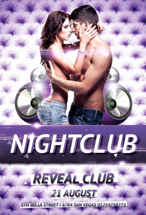 Free Nightclub Flyer Templates Fresh Free Nightclub Party Flyer Template