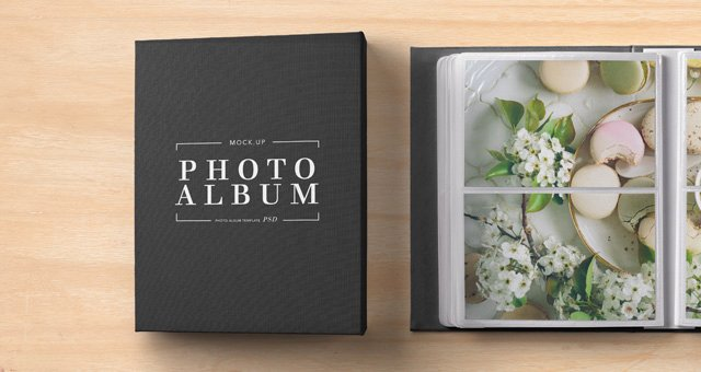 Free Photo Album Template Inspirational Psd Album Mockup Template V2 Psd Mock Up Templates