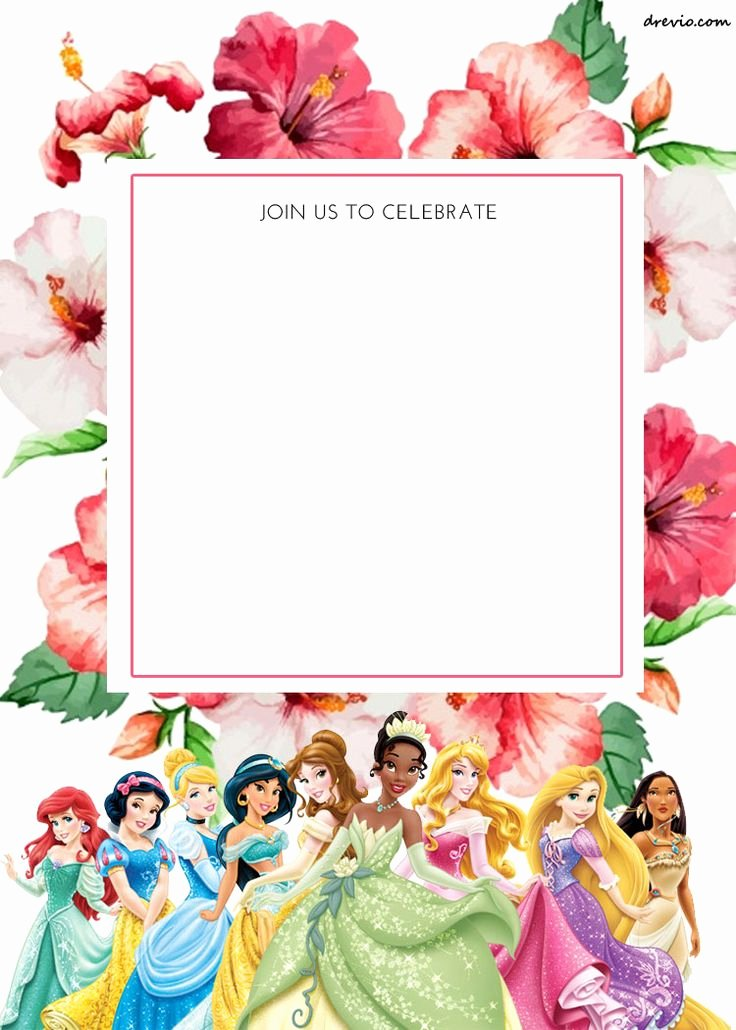 Free Princess Invitation Template Lovely Best 25 Invitation Templates Ideas On Pinterest