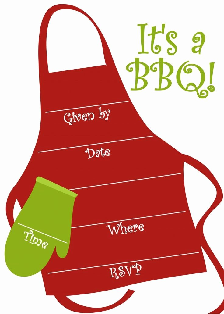 Free Printable Bbq Invitations Best Of 17 Best Images About Bbq theme On Pinterest