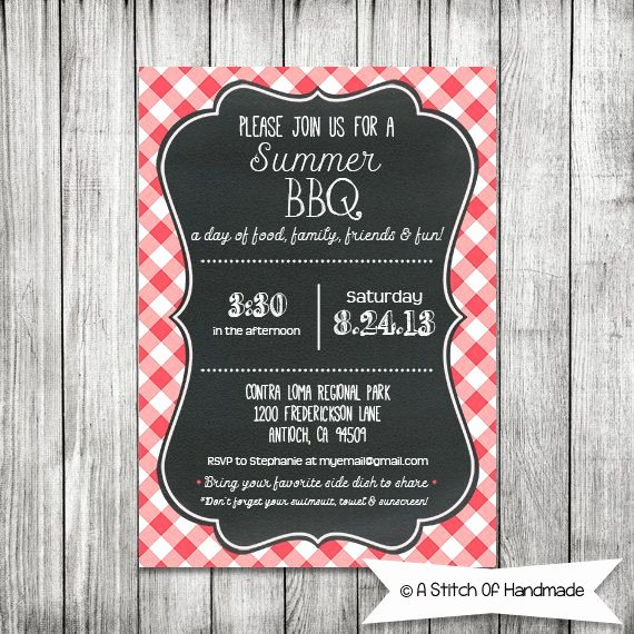 Free Printable Bbq Invitations Best Of Printable Bbq Invitation Dinner Bbq Invitation Summer Invitation I ️ Parties