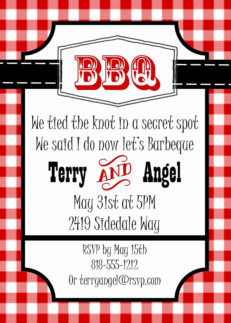 Free Printable Bbq Invitations Lovely Barbecue Party Invitations Bbq Invitations New Selections Summer 2018