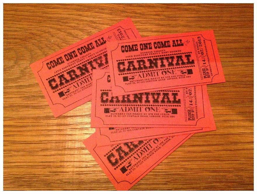 Free Printable Carnival Invitations Elegant 11 Best S Of Carnival Punch Card Free Printable Templates Punch Card Template Printable