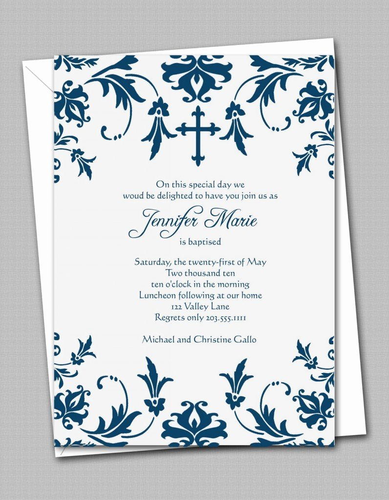 Free Printable Confirmation Cards Beautiful Free Printable Confirmation Invitation Templates