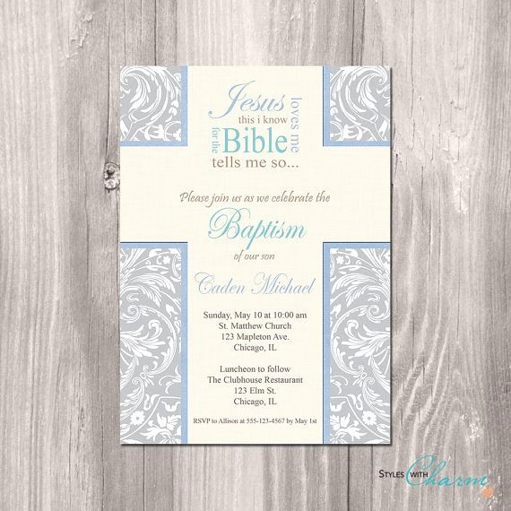Free Printable Confirmation Cards Lovely Boy Baptism Invitation First Munion Invitation Confirmation Christening Child Dedication